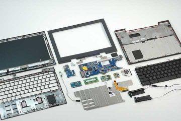 Sparepart Laptop